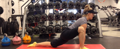 Flow Sequence To Happier Hips