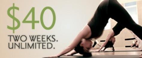 Chopra Yoga 2 Weeks Of Unlimited Yoga